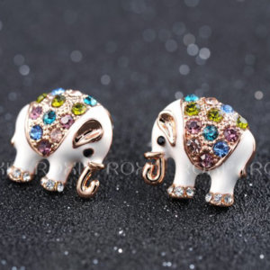 Elliana Luxury Elephant Earrings