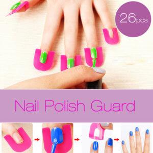 26Pcs. Nail Polish Guard