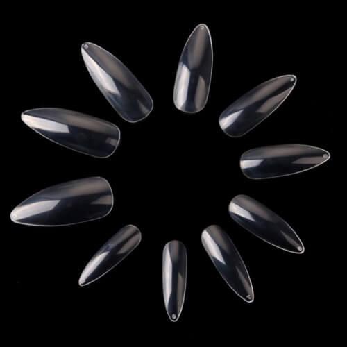 500 Tips Artificial Nails