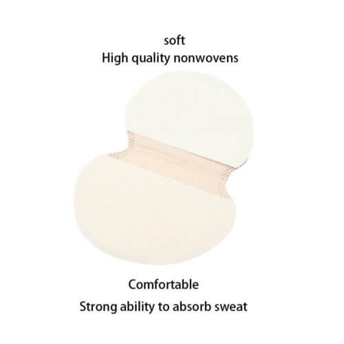 Armpit Disposable Sweat Pads