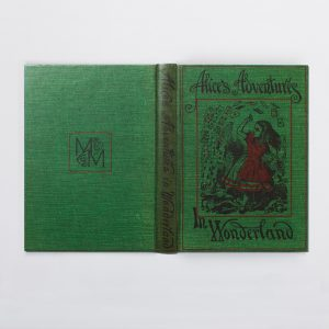 ★ FREE Shipping ★ Handmade Alice in Wonderland eReader Cover