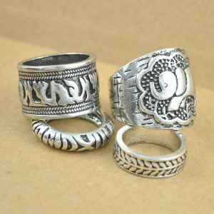 Elephant Ring Set