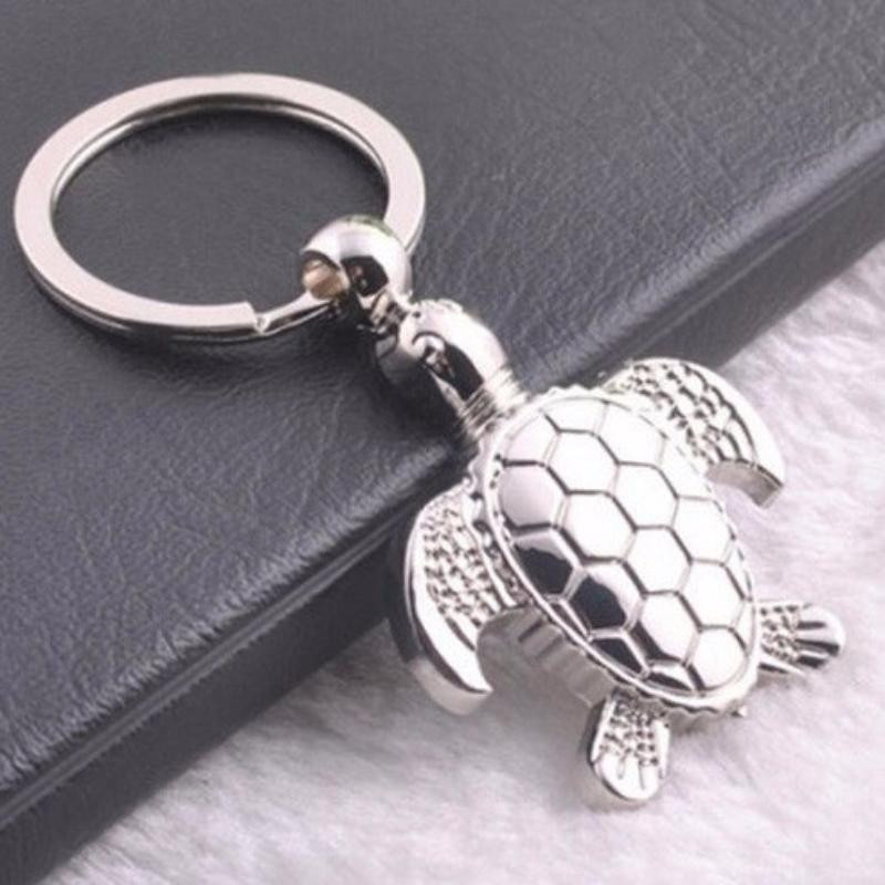 Turtle Key Ring