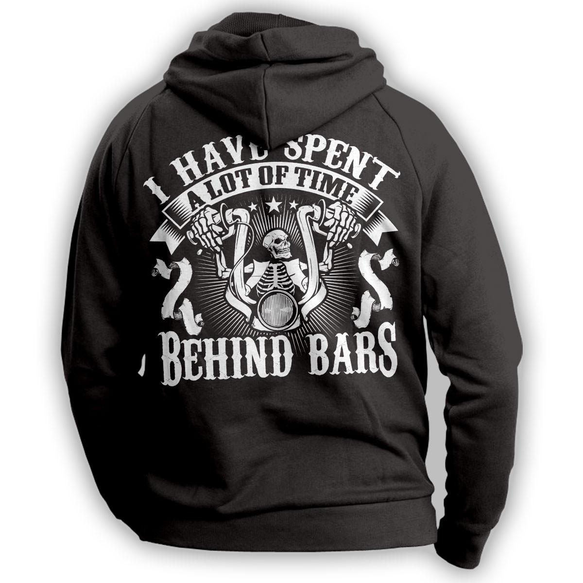 Biker hoodie