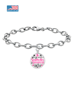 The Love Between a Grandmother & Granddaughter Bracelet