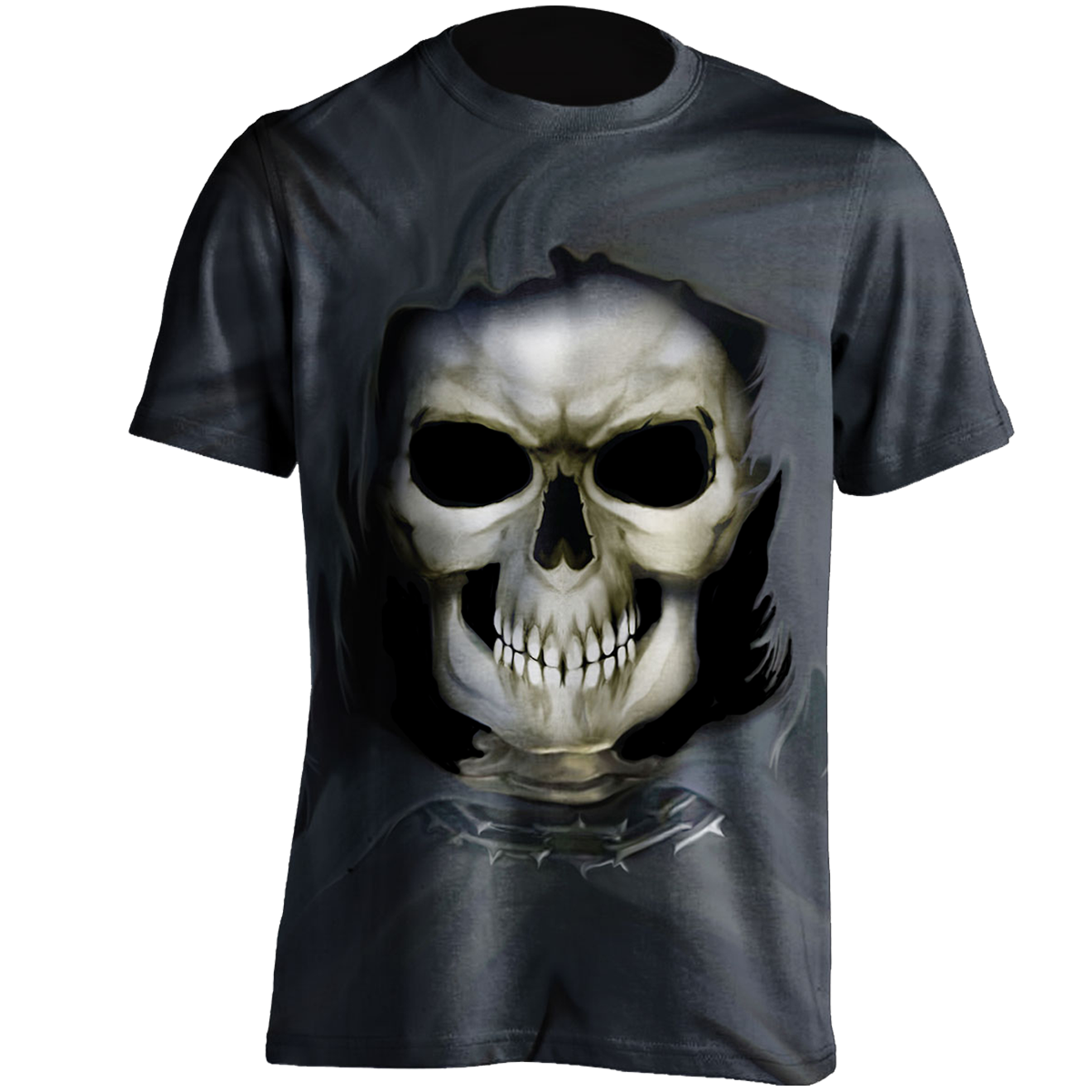 Inner Skeleton T-Shirt (all over printed)